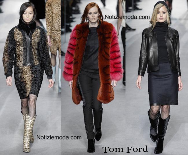 Abbigliamento Tom Ford autunno inverno 2014 2015