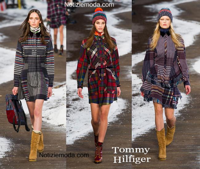 Abbigliamento Tommy Hilfiger autunno inverno 2014 2015