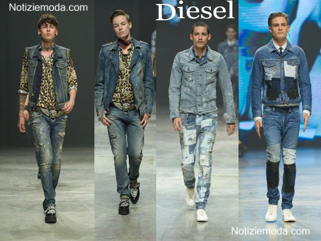 Abbigliamento uomo Diesel autunno inverno