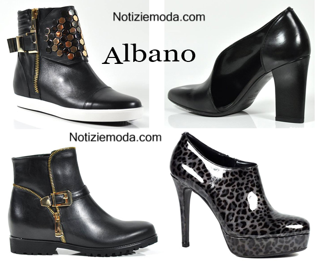 Accessori Albano calzature autunno inverno moda donna 829cd47b4ce