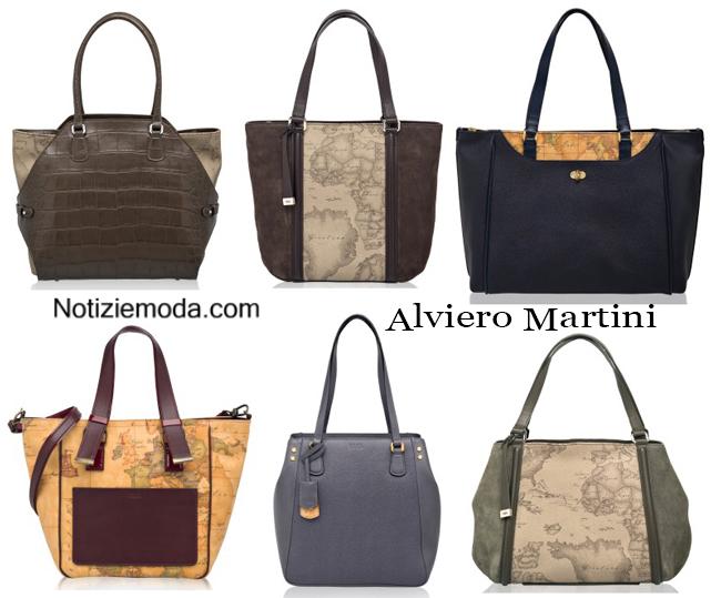 Accessori Alviero Martini borse autunno inverno donna