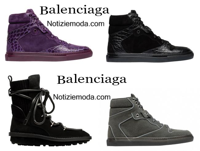 Accessori Balenciaga calzature autunno inverno