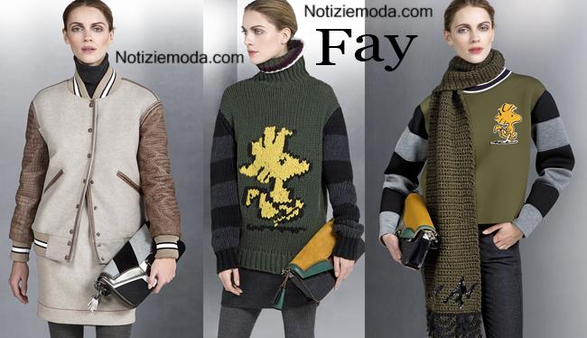 Accessori Fay borse autunno inverno 2014 2015