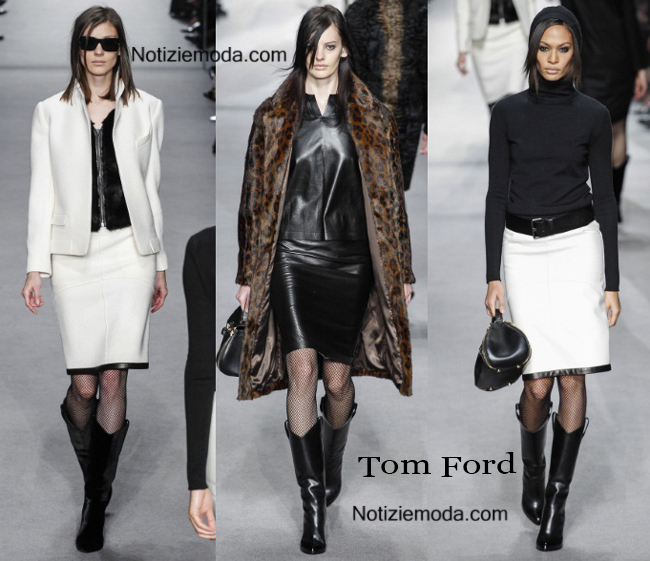 Accessori Tom Ford autunno inverno 2014 2015 donna