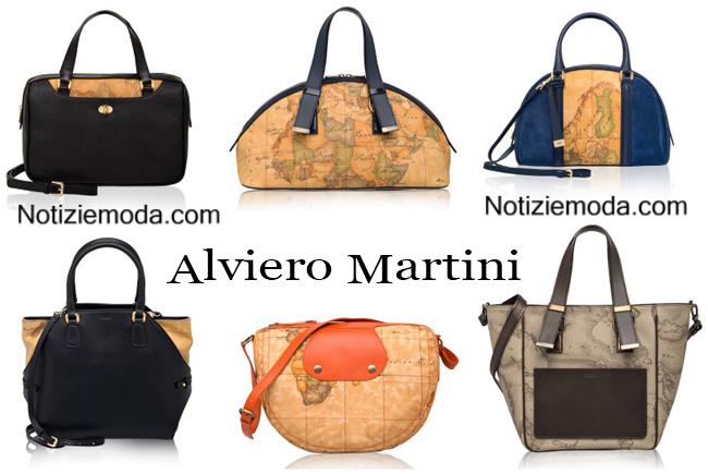 Bags Alviero Martini autunno inverno 2014 2015 donna