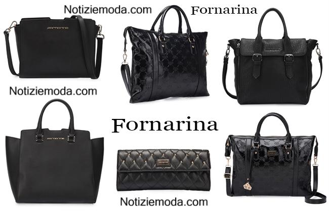 Bags Fornarina autunno inverno 2014 2015 donna