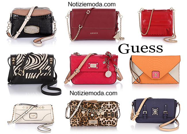 Bags Guess autunno inverno 2014 2015 donna