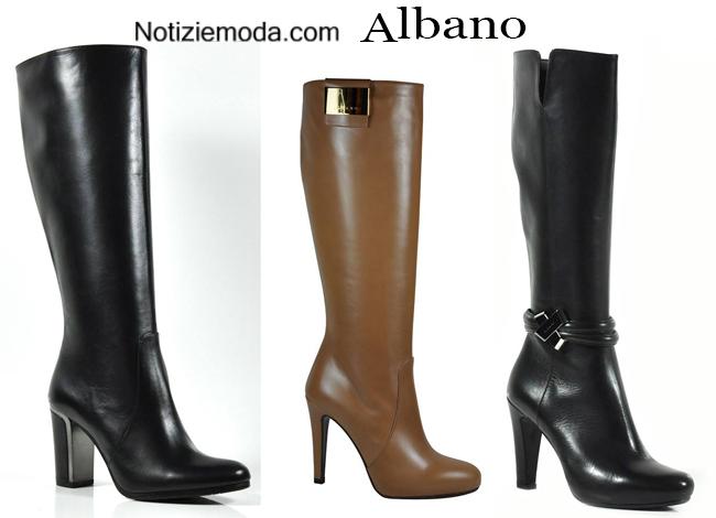 Boots Albano autunno inverno 2014 2015 moda donna