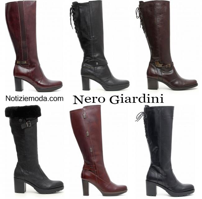 Scarpe Nero Giardini autunno inverno 2014 2015 donna