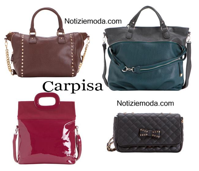 Borse Carpisa autunno inverno 2014 2015 moda donna b7052cb0b1a