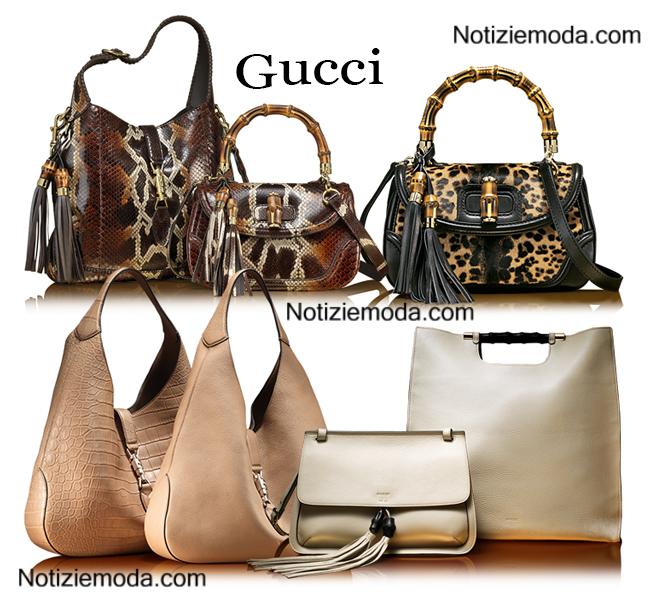f8d4a60eb4409 Borse Gucci autunno inverno 2014 2015 moda donna