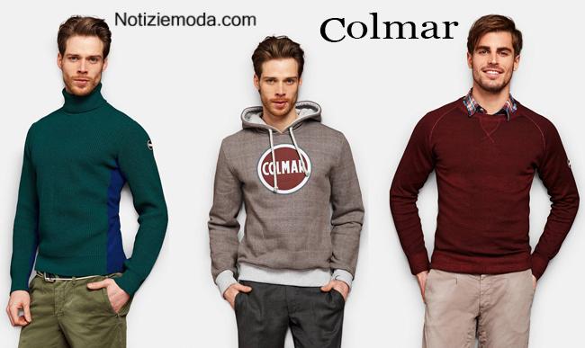 Catalogo Colmar autunno inverno 2014 2015 uomo