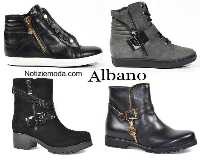 Scarpe Albano autunno inverno 2014 2015 moda donna 6d3a2992bee
