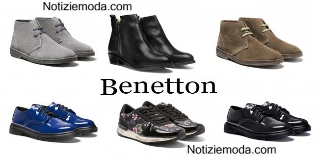 Collezione Benetton autunno inverno 2014 2015