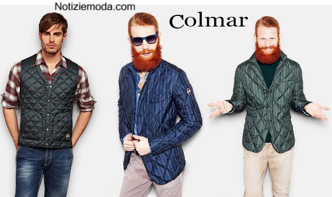 Collezione Colmar autunno inverno 2014 2015 uomo