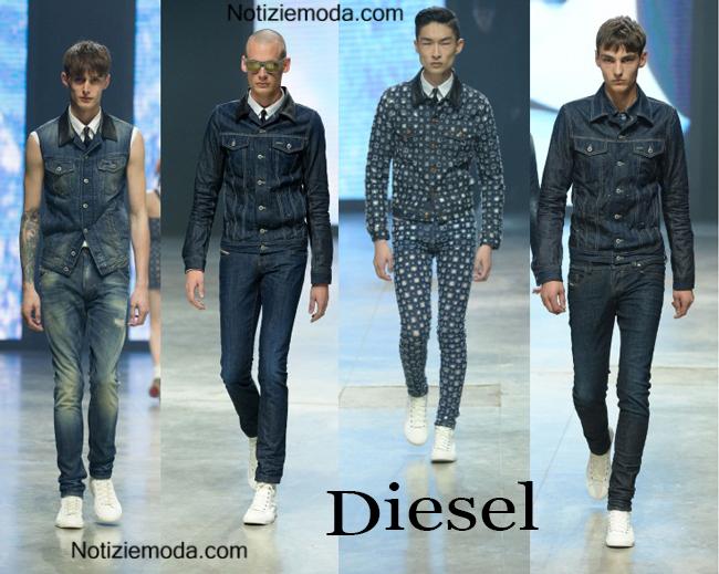 new product 1bc9d 2e228 Jeans Diesel autunno inverno 2014 2015 moda uomo