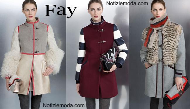 the latest b5c7d a9f44 Abbigliamento Fay autunno inverno 2014 2015 donna
