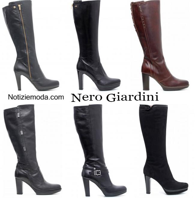 Scarpe Nero Giardini autunno inverno 2014 2015 donna 8476c31ce6c