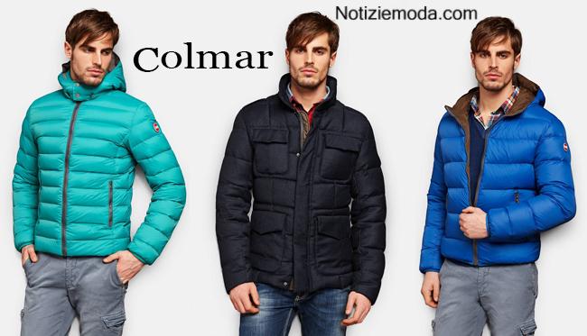 Collezione piumini Colmar autunno inverno 2014 2015