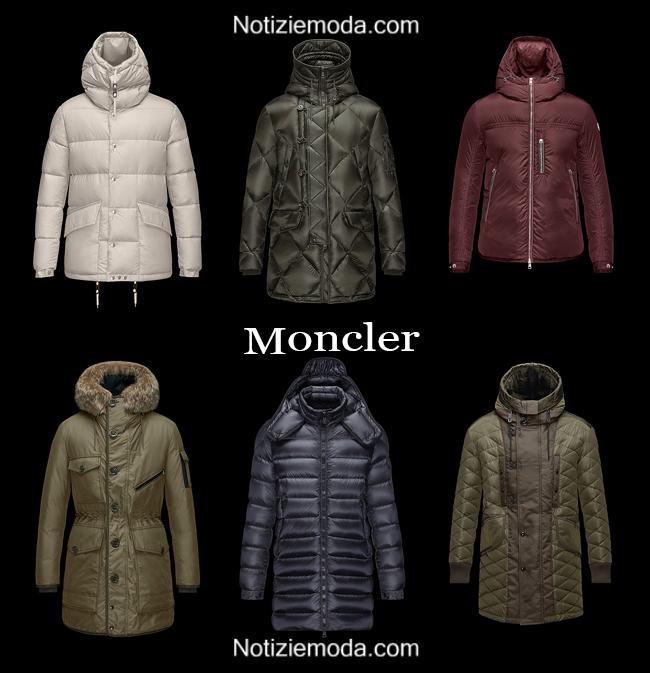 giacconi invernali moncler