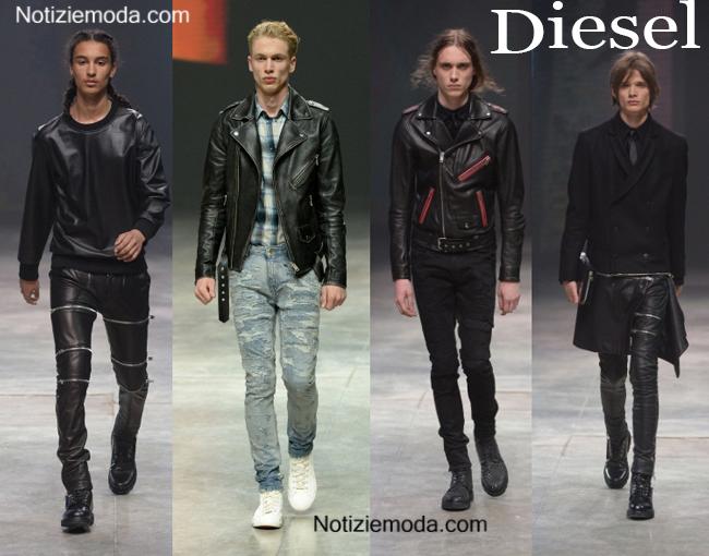 Diesel autunno inverno 2014 2015 moda uomo