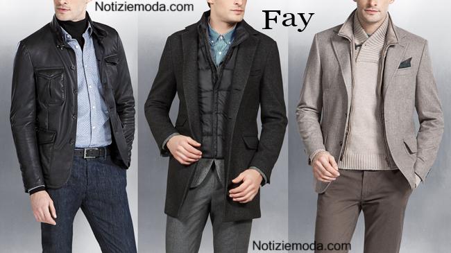 new style 29265 56a1c Abbigliamento Fay autunno inverno 2014 2015 uomo