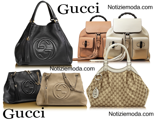 Handbags Gucci autunno inverno 2014 2015
