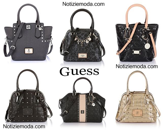 Handbags Guess autunno inverno 2014 2015
