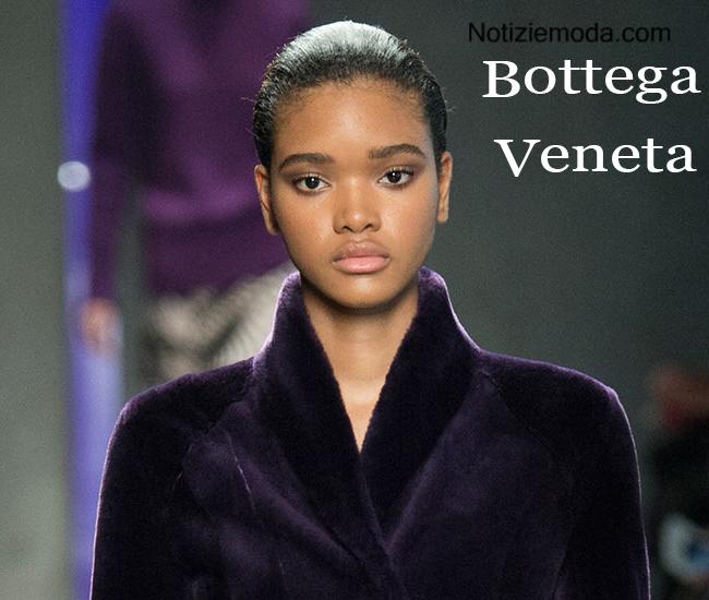 Look Bottega Veneta autunno inverno moda donna