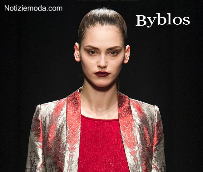 Look Byblos autunno inverno moda donna