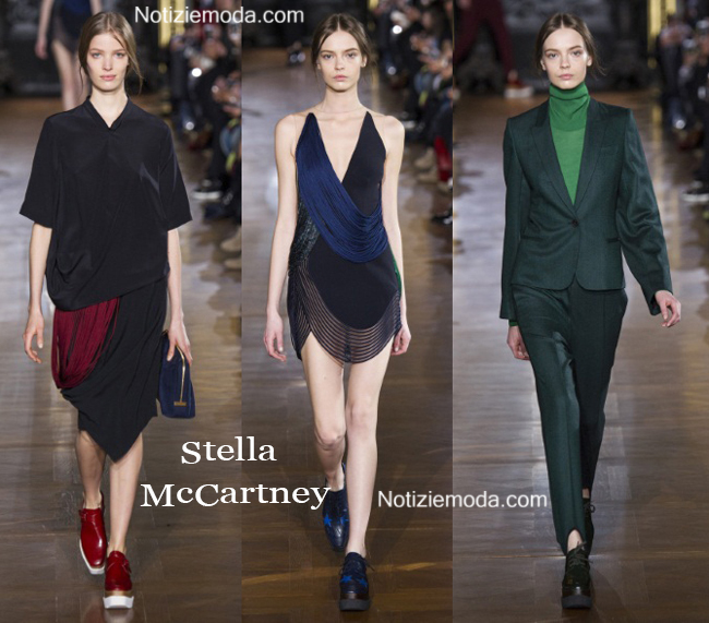 Look Stella McCartney autunno inverno 2014 2015 donna