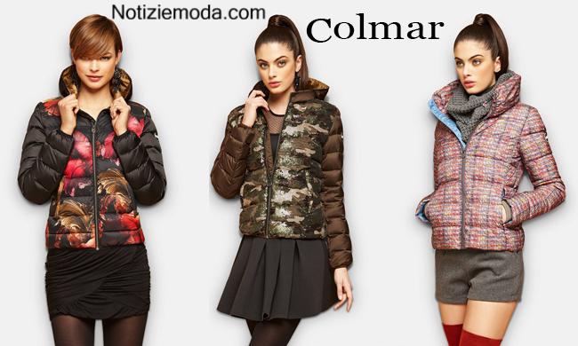 Piumini Colmar autunno inverno 2014 2015 look donna