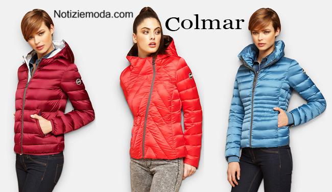 hot sale online 2e4d5 dbd98 Piumini corti Colmar autunno inverno 2014 2015 donna