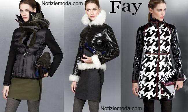 the latest 5913d b40ed Abbigliamento Fay autunno inverno 2014 2015 donna