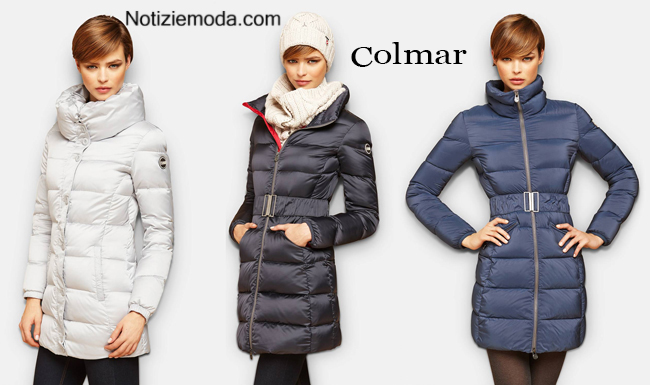 low priced 505f7 db645 Piumini lunghi Colmar autunno inverno 2014 2015 donna