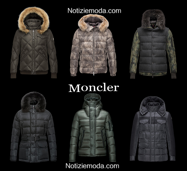 the latest dd1d3 54a81 Piumini Moncler autunno inverno 2014 2015 moda uomo