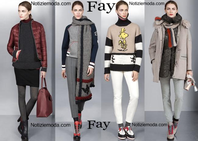 Scarpe Fay autunno inverno 2014 2015 moda donna