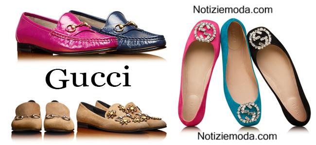 Scarpe Gucci calzature autunno inverno donna