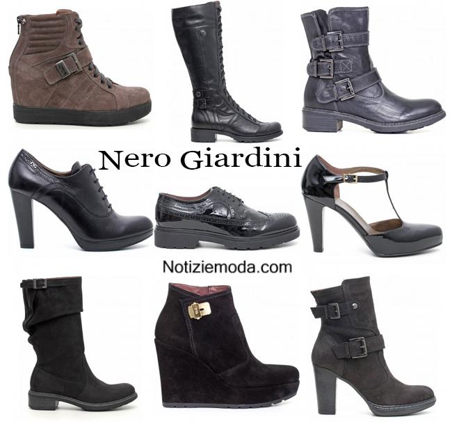 637009b315 Scarpe Nero Giardini autunno inverno 2014 2015 donna
