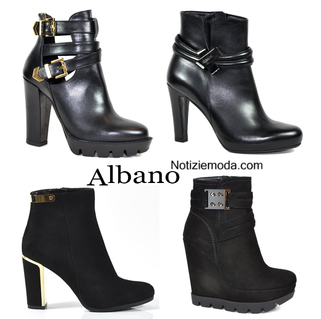 Shoes Albano autunno inverno 2014 2015 moda donna