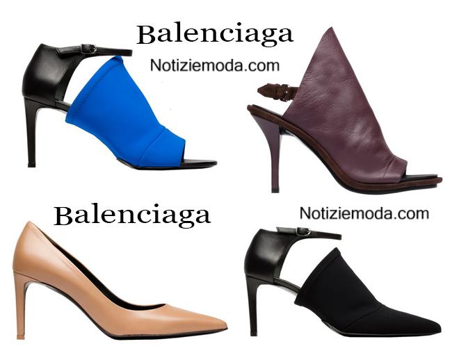 Shoes Balenciaga autunno inverno 2014 2015