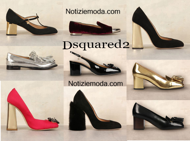 Shoes Dsquared2 autunno inverno 2014 2015