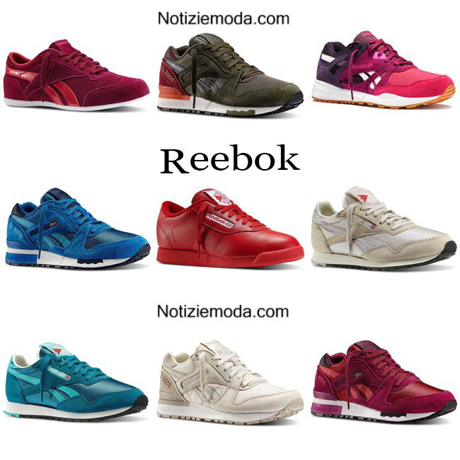 Shoes Reebok autunno inverno 2014 2015 donna