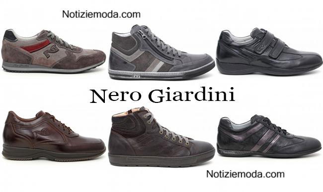 Sneakers Nero Giardini autunno inverno 2014 2015