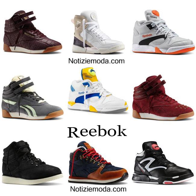 Sneakers Reebok calzature autunno inverno