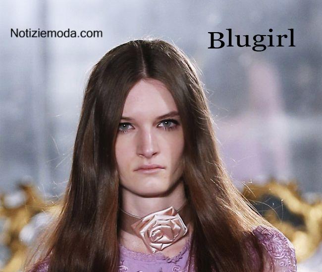 Stile Blugirl autunno inverno moda donna