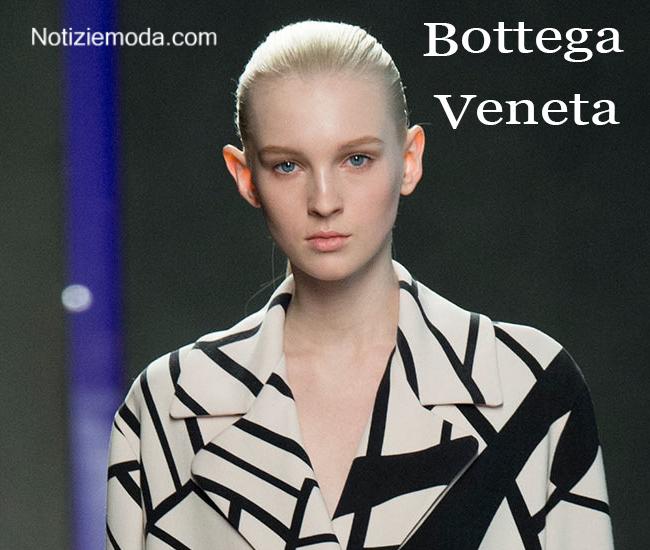 Stile Bottega Veneta autunno inverno moda donna