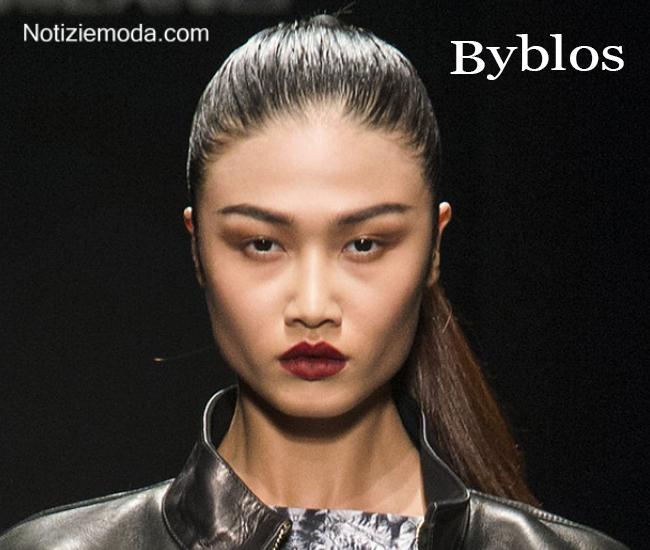 Stile Byblos autunno inverno moda donna