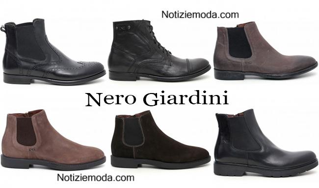 Stivaletti Nero Giardini calzature autunno inverno