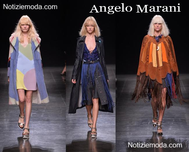 Abbigliamento Angelo Marani primavera estate 2015